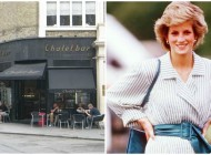 Café favorito da princesa Diana fecha as portas em Londres