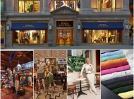 Nova loja conceito da Ralph Lauren em Nova Iorque