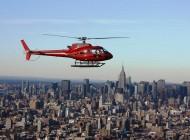 Passeio de helicóptero sobre Manhattan
