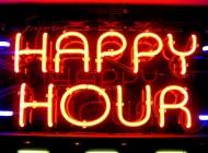Happy Hour em NY nesta quarta-feira e FREE