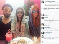 Jovens ricos iranianos polemizam com ostentação no Instagram