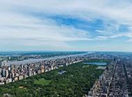 O que se vê do topo do 432 Park Avenue em  NY?