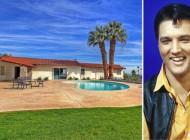 Mansão de Elvis Presley na Califórnia vai a leilão