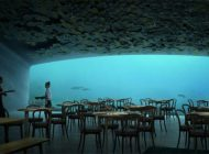 Noruega terá restaurante de luxo no fundo do mar