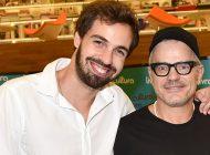 Giovanni Bianco e Bruno Igloti curtem temporada de verão em Mykonos