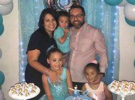 Fernanda Linhares comemora niver da filha mais velha com festa animada