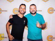 DJ Glêino Alves em tour pela Europa fecha várias parcerias
