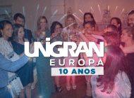 UNIGRAN EUROPA fecha parceria com PRÉMIOS EMBAXADORES