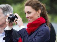 """O  motivo """"estratégico"""" por trás de Kate Middleton de clicar os próprios filhos"""