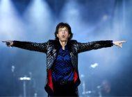 Mick Jagger, 75 anos, roubou a cena em festinha que rolou em Paris