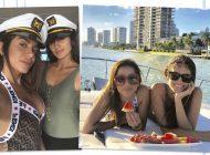 Anitta curte fim de semana 'al mare' em Miami