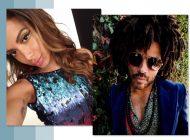 Anitta se encontra com Lenny Kravitz! Quer saber mais sobre isso? Aos fatos…