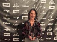 Dra. Denia Eller reconhecia pelo trabalho em Lisboa em premiação