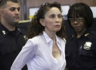 Milionária é acusada de matar filho em hotel de NY