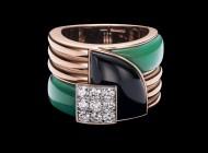 Ralph Lauren cria coleção de jóias inspiradas no estilo Art Déco