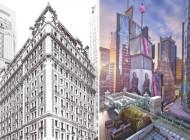 Times Square ganha hotel em prédio histórico