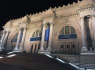 Turismo de arte na terra em New York