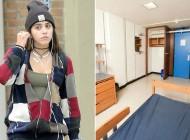 Filha de Madonna troca conforto de mansão por quarto universitário