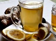 Água com gengibre e limão: deixa seu metabolismo a mil