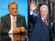 FHC e Clinton dividem as atenções em evento brasileiro em NY