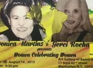 """Women celebrating Women"", expo no Banco do Brasil em New York"
