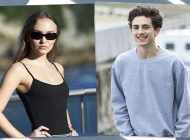 Timothée Chalamet, está namorando filha de Johnny Depp