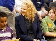 Nicole Kidman abre o jogo sobre por que se mantém distante de seus filhos com Tom Cruise