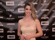 Andréia Garcia brilha em noite de Gala na qual foi uma das homenageadas