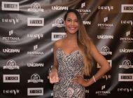 Sucesso na Europa, Angella Lemos foi homenageada em Portugal